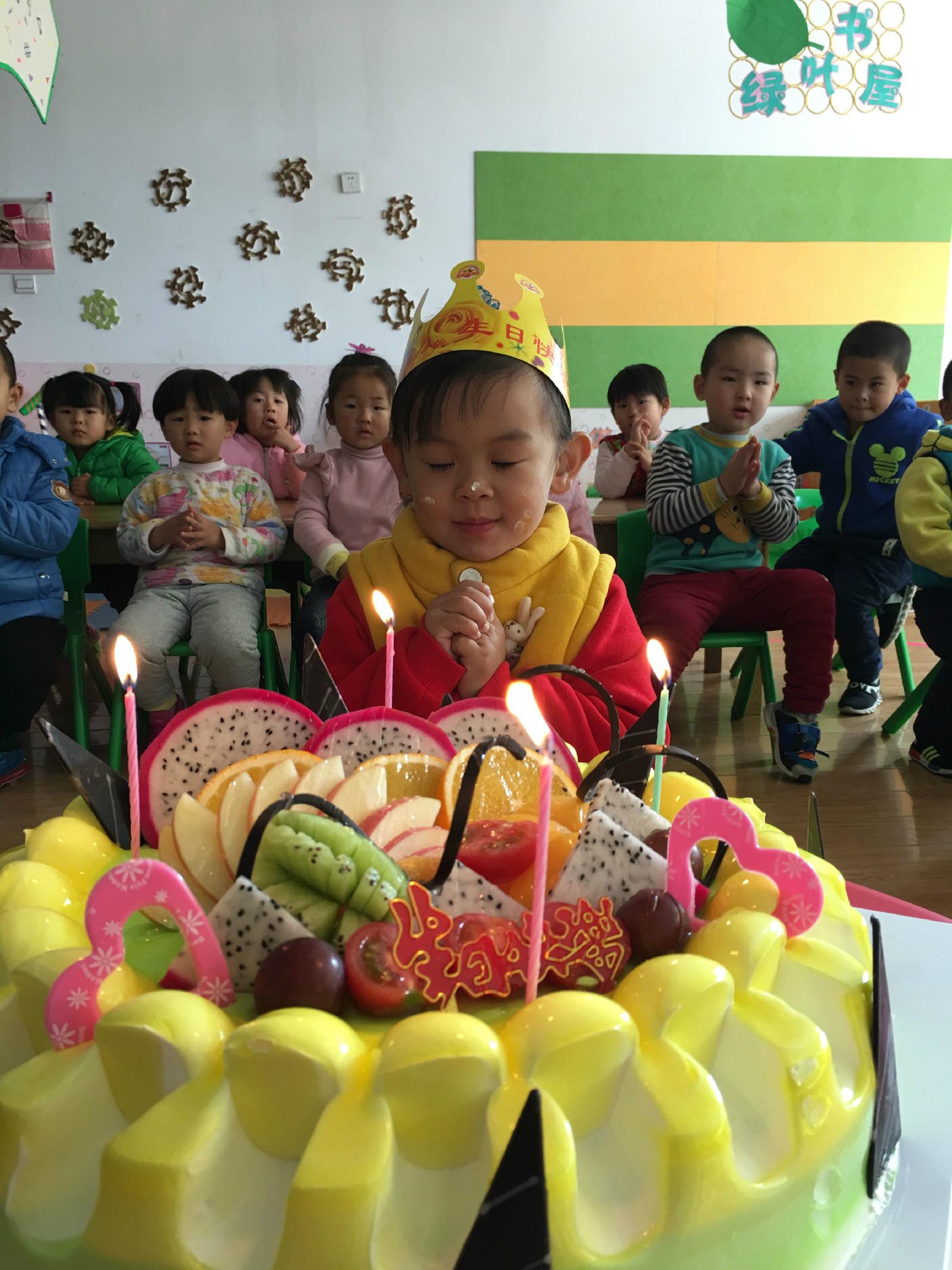广饶县康居幼儿园|小二班|班级相册