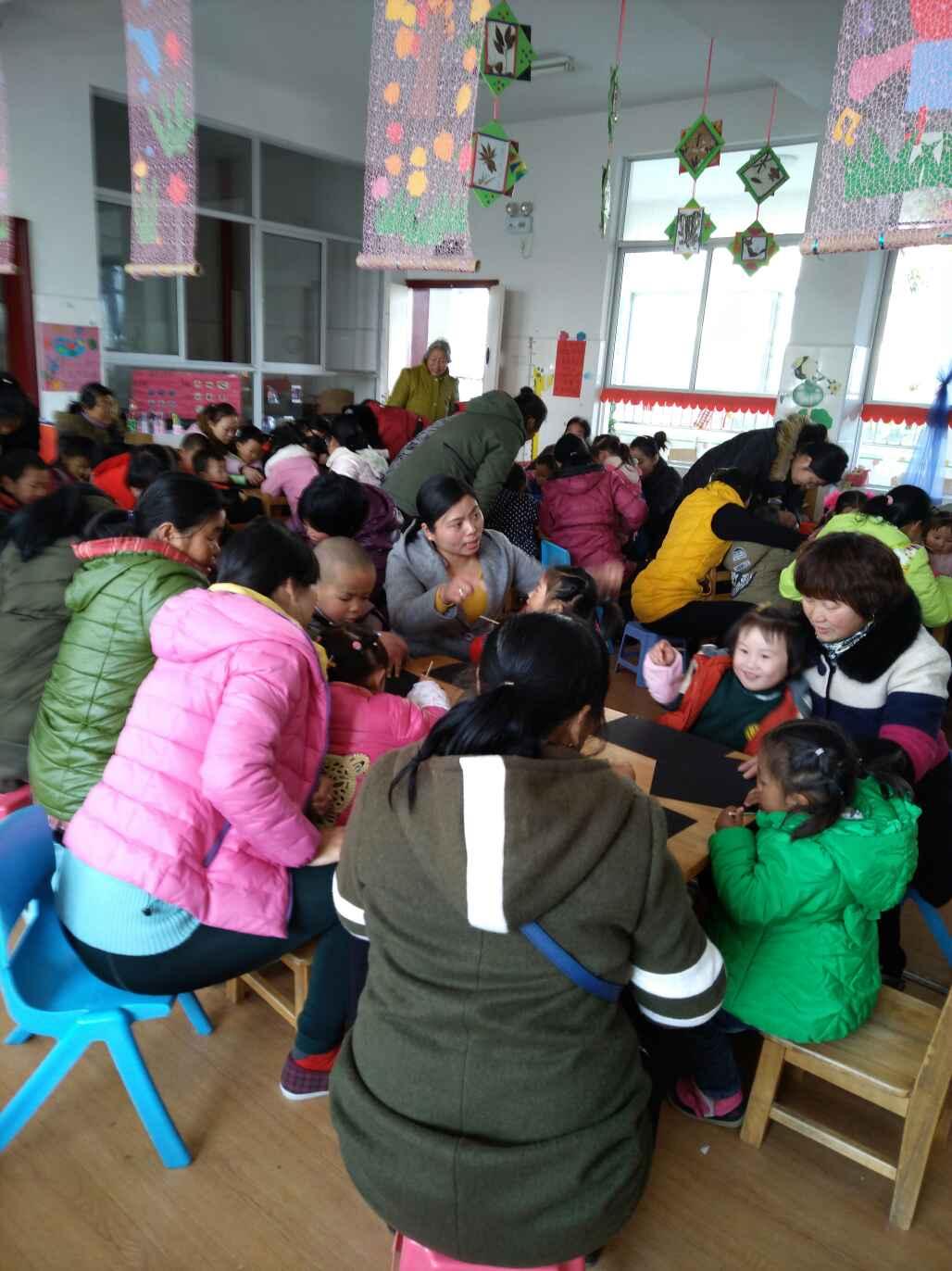 如皋市江安镇江安幼儿园|小八班|班级相册